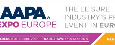 17. – 19. September 2019: IAAPA Expo Europe 2019